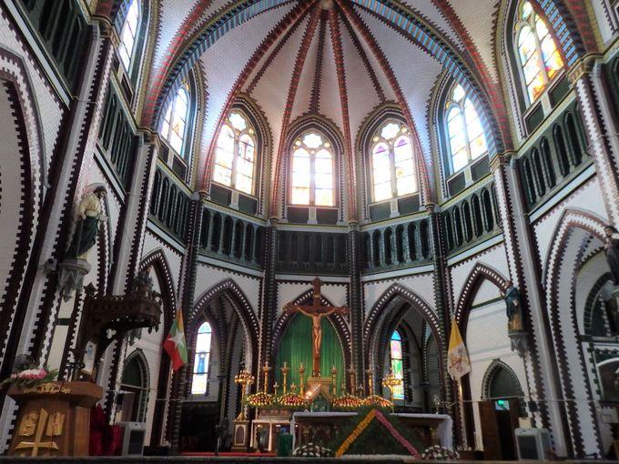 ヤンゴンの教会で最大規模!優美な「聖マリア大聖堂」