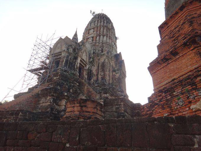 形や装飾など建築様式に注目してみると遺跡巡りがより楽しい!
