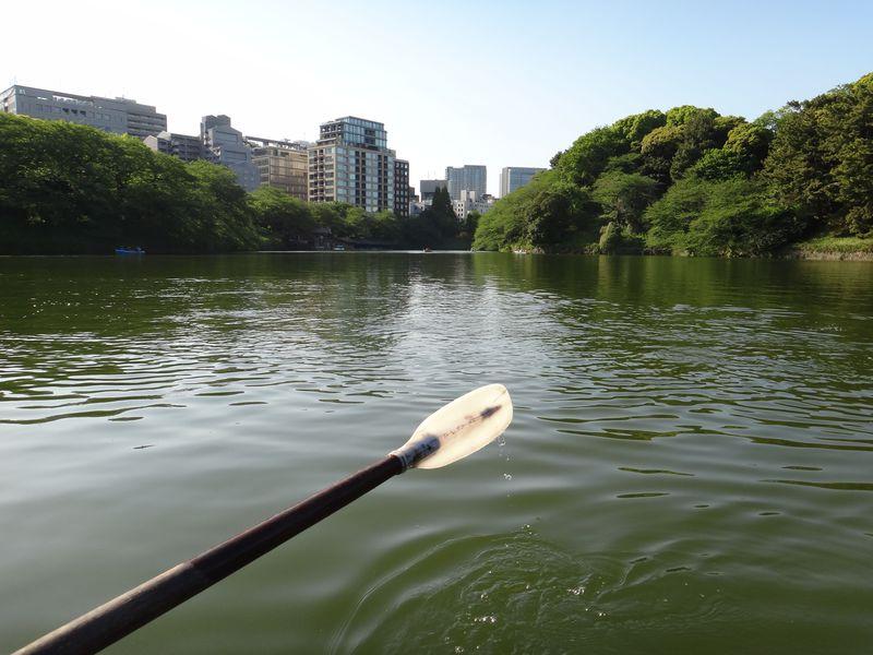 大人の東京デートをしよう〜皇居お濠沿い散策〜