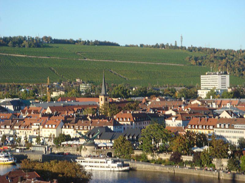 自然との融合が美しい!「ヴュルツブルク」はドイツ・ロマンティック街道のはじまりの街