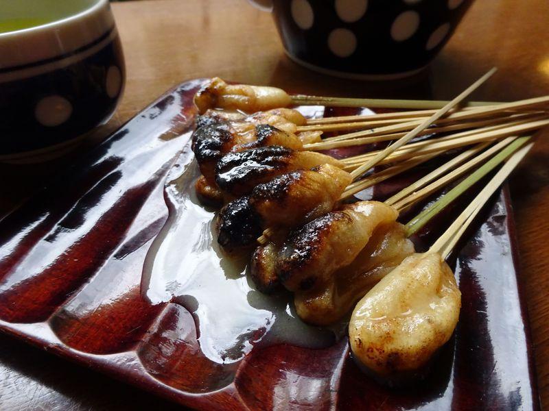 一度は食べたい!今宮神社門前名物「一和」あぶり餅・京都で千年続く伝統の味
