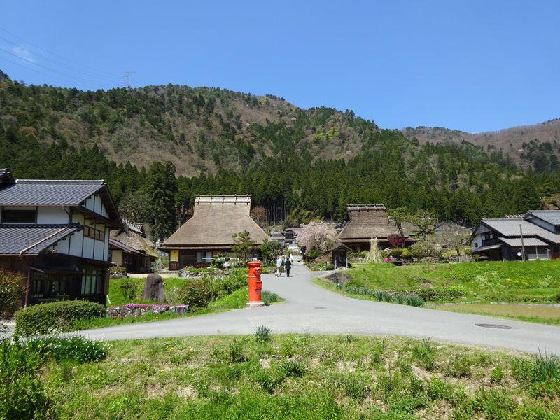 これぞ日本の原風景!「美山かやぶきの里」で京都の田舎を満喫