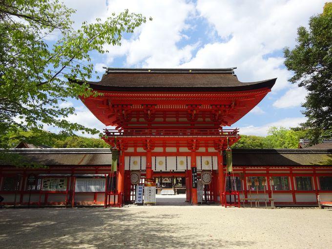 京都が誇る世界遺産「下鴨神社」は糺の森の終着地