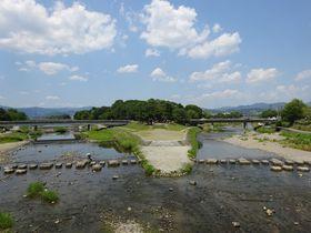 京都の水辺を満喫!「鴨川デルタ」は大人も子供も楽しめる究極の憩いの場