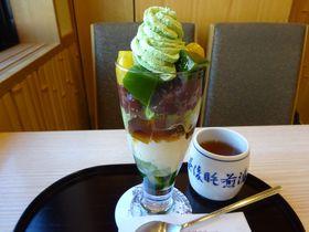 京都で人気の和スイーツ!「抹茶パフェ」おすすめ5選