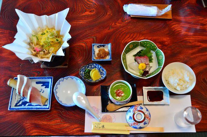 加太淡嶋温泉で昼食と日帰り入浴も楽しもう