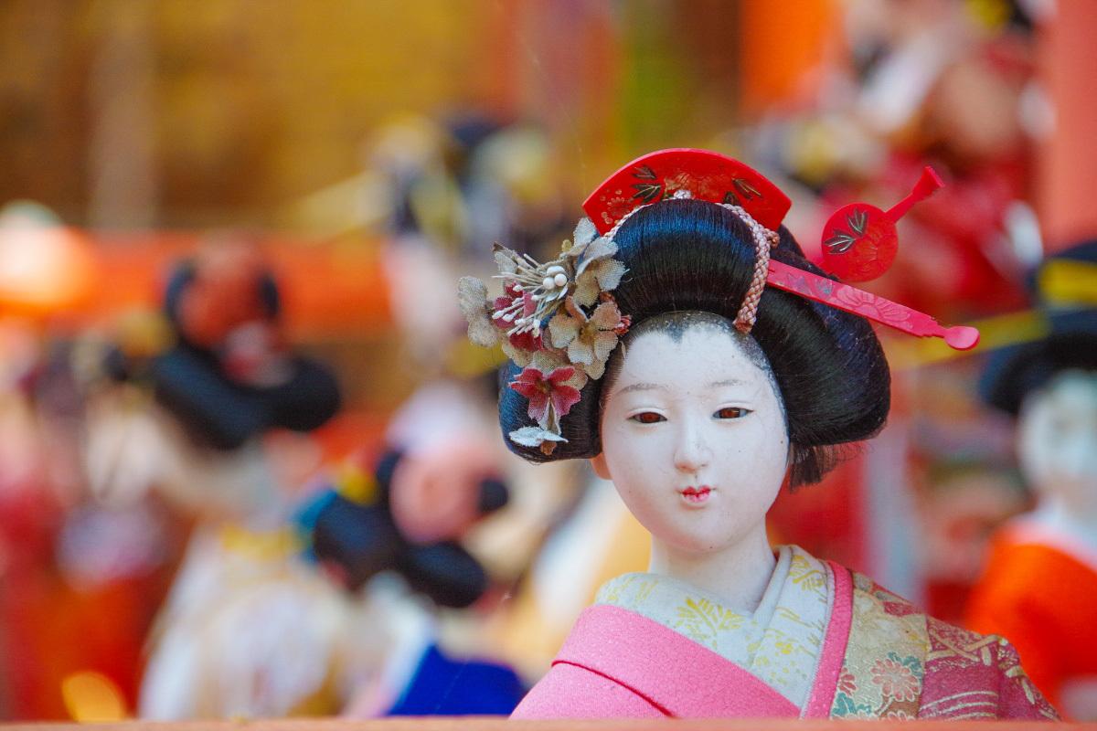 女性のためのパワースポットと人形供養の「淡嶋神社」