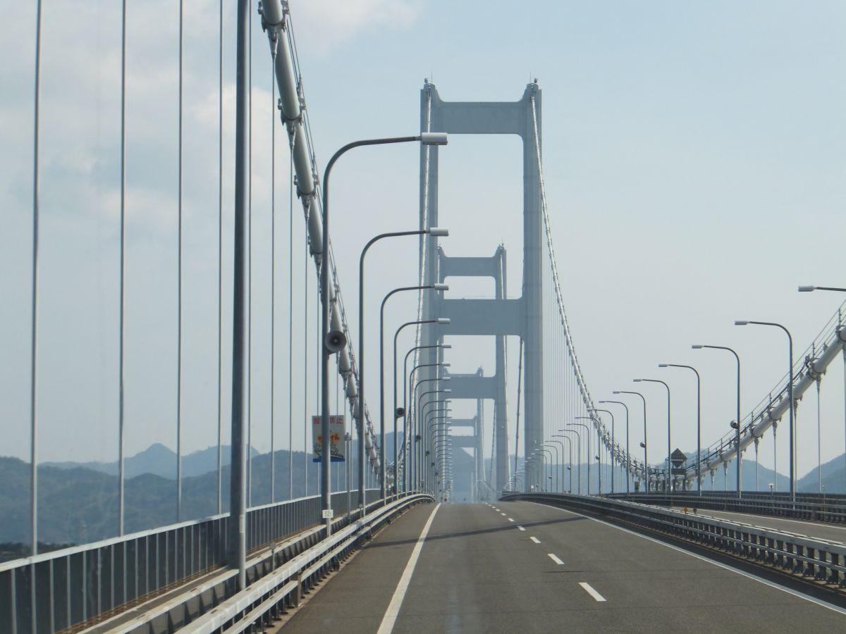 来島海峡大橋とは