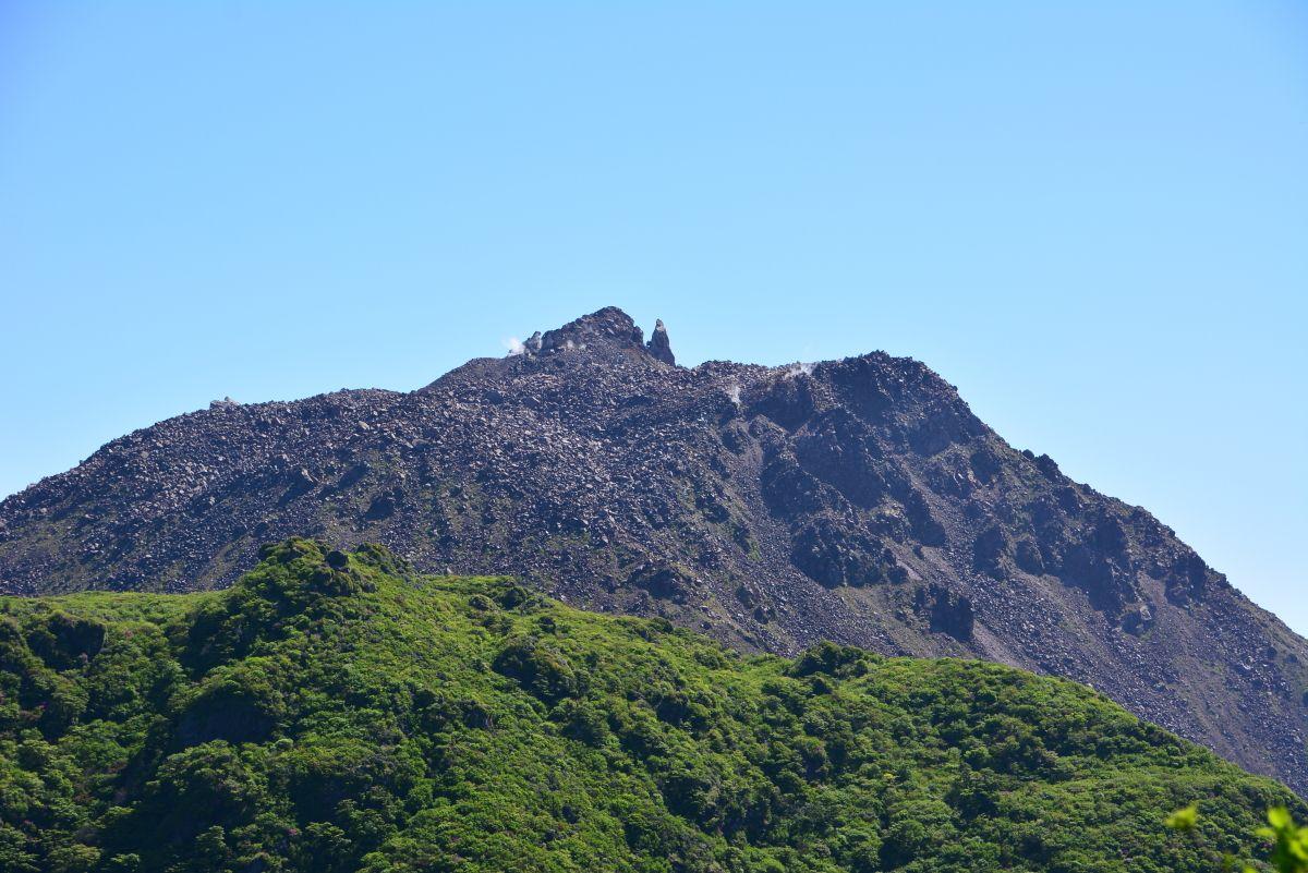 まずは雲仙ロープウェイで妙見岳山頂へ行こう