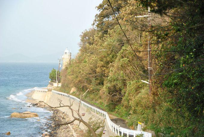 男木島灯台にも足を延ばしてみよう