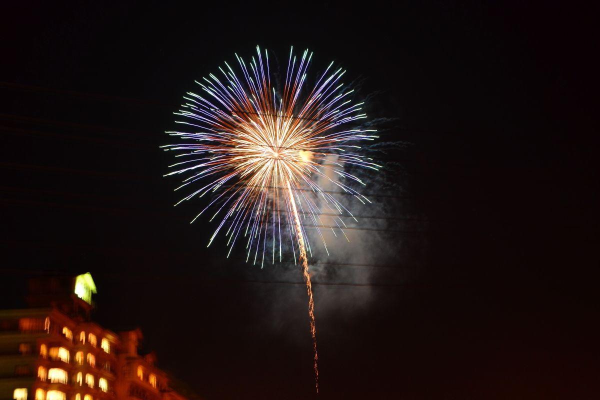「花湯まつり」と三朝温泉夏まつり「キュリー祭」で花火を楽しもう