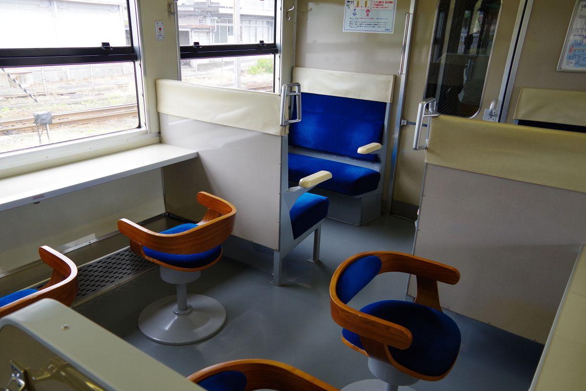 ノスタルジートレインに乗って岡山県北部エリアの懐かしいまちへ