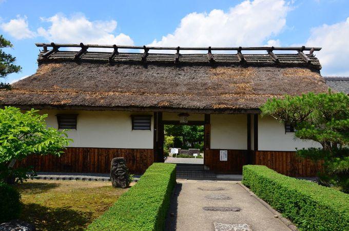 旧藩主の青山氏は東京の「青山」の地名の由来