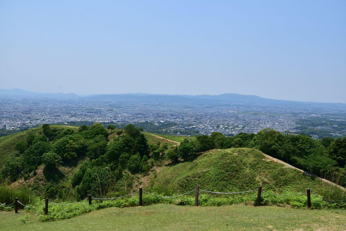 7.若草山