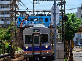 大阪をスローに走って100年「チン電」阪堺電気軌道の撮影スポットガイド