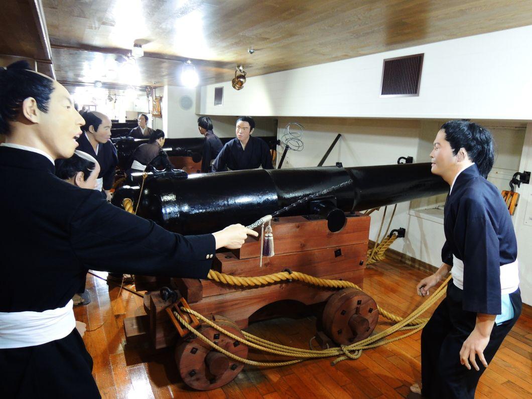 江戸幕府最強の軍艦「開陽丸」の秘密