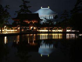 夏の奈良の夜を彩る「ライトアッププロムナード・なら」で古都の夜を満喫!