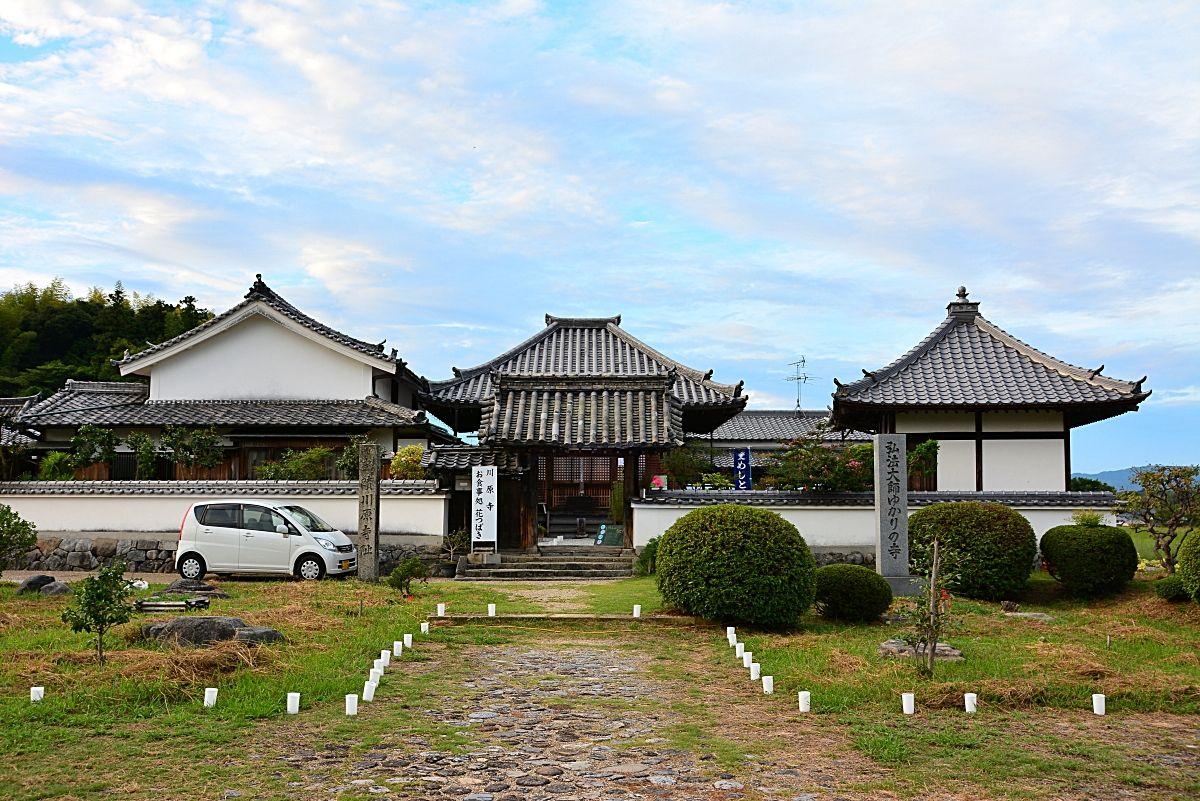 奈良県・明日香村の初秋の風物詩「飛鳥光の回廊」で幻想空間 ...