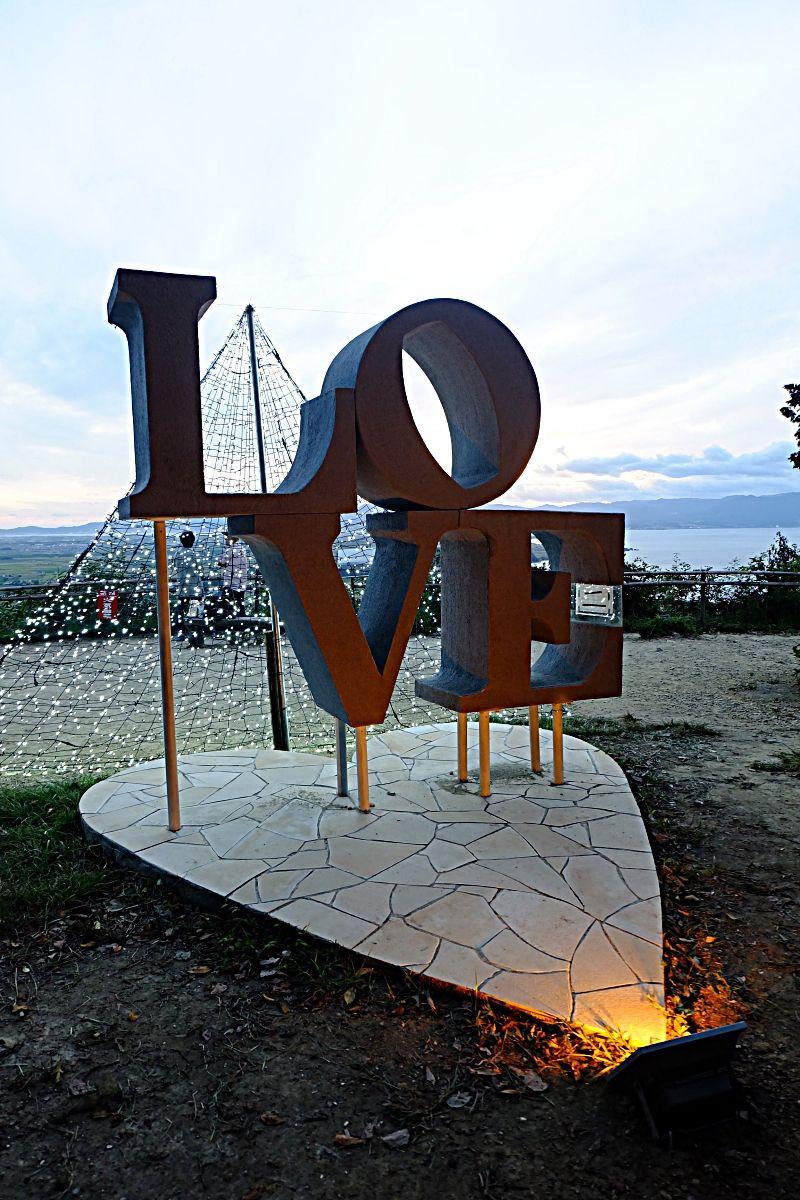 恋人の聖地サテライト「八幡山ロープウェー」に乗ってみよう