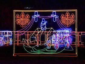 「大阪城イルミナージュ」で豊臣城下町と大阪歴史探訪の旅へ!