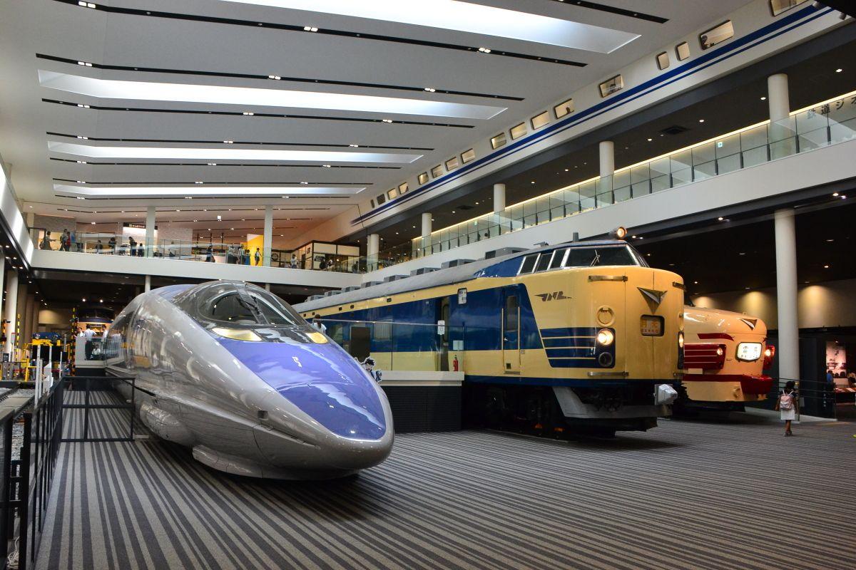 鉄道ファン必見!「京都鉄道博物館」で鉄分をチャージせよ | 京都府 | LINEトラベルjp 旅行ガイド