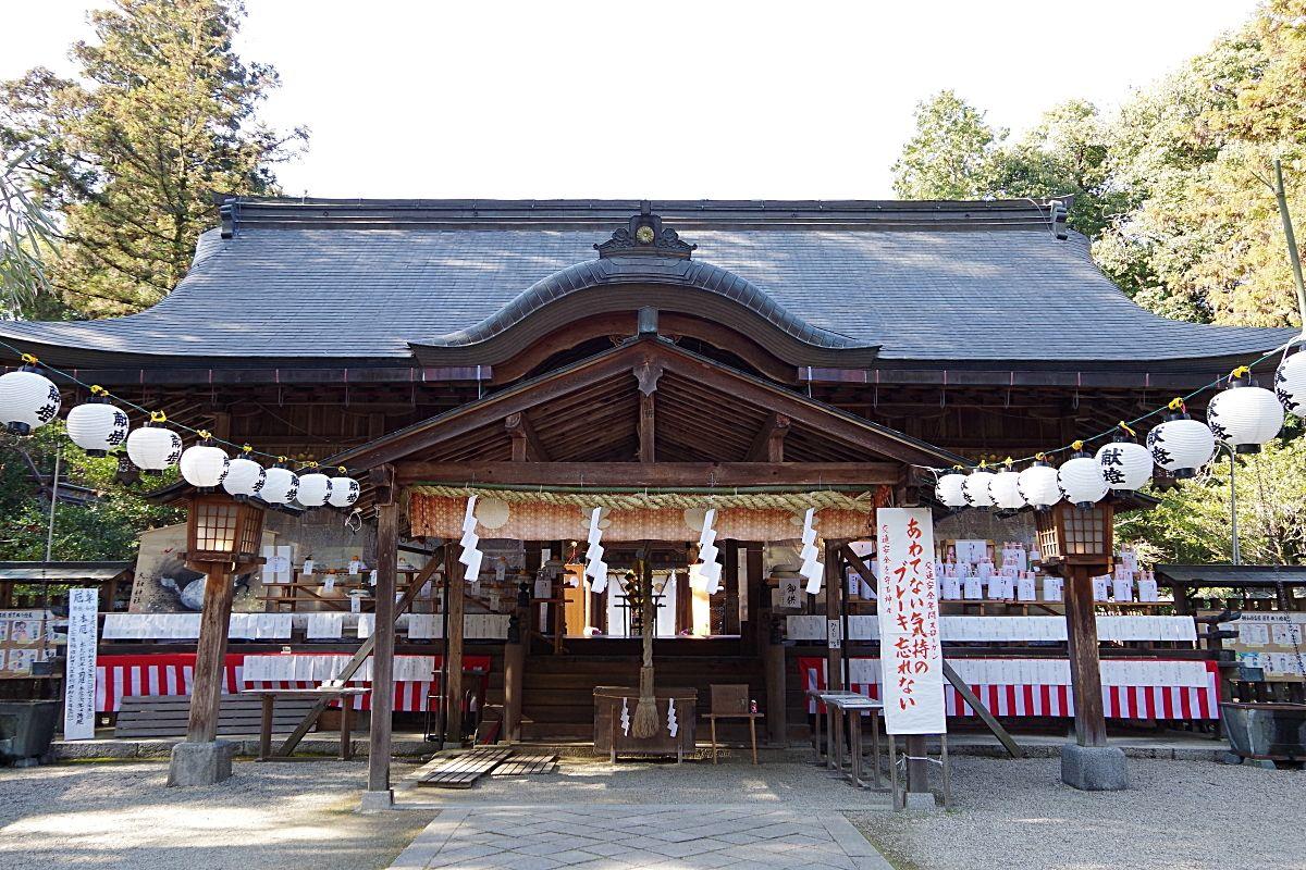 日本最古の神社のひとつ「大和神社」とは