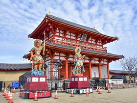 大立山まつり2021「奈良ちとせ祝ぐ寿ぐまつり」へ行こう!