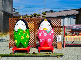 奈良・高取町で「町家の雛めぐり」と「大雛曼荼羅」を巡ろう!