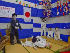 奈良・高取町で「高取かかし祭り」と秋の「壺阪寺」を巡ろう!