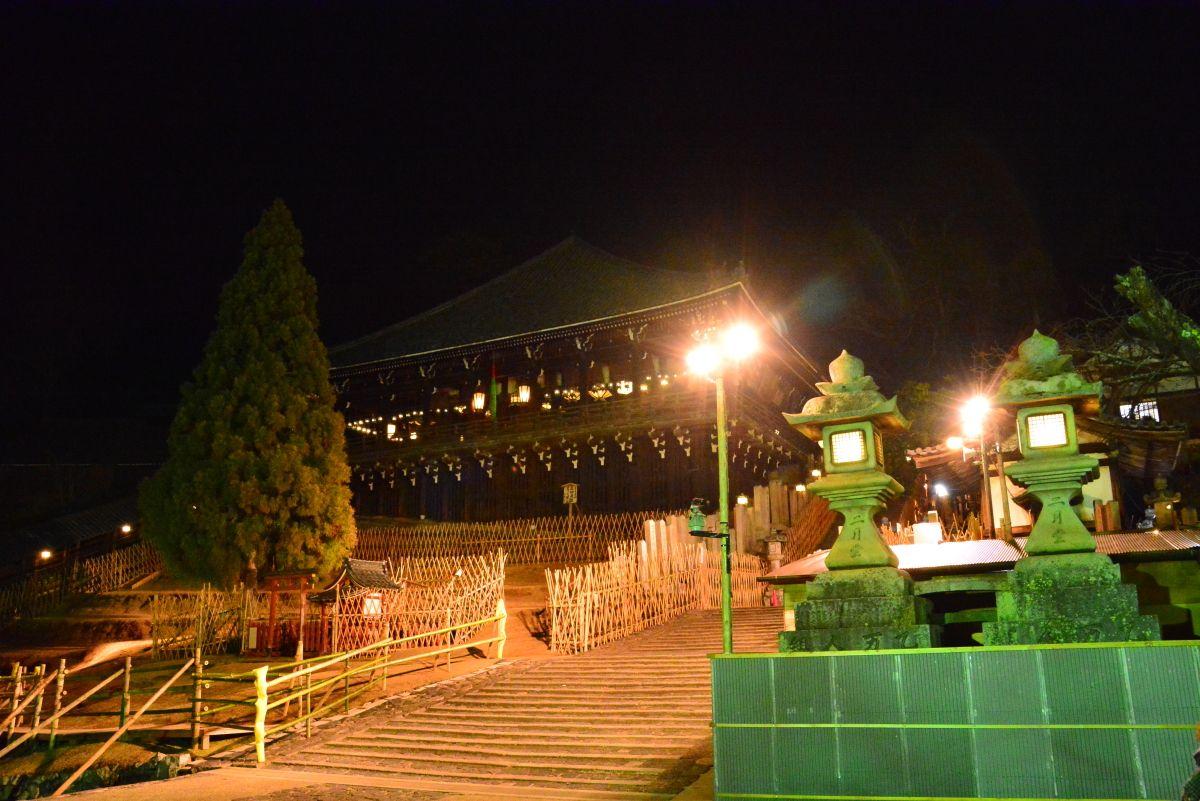東大寺 二月堂「修二会」とは