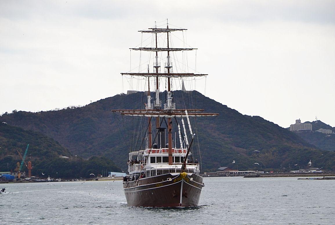 うずしおクルーズ船「咸臨丸」とは