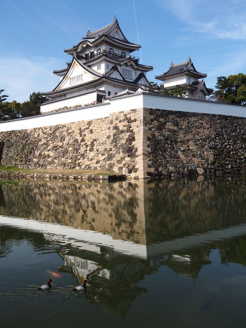 岸和田市のシンボル「岸和田城」とは
