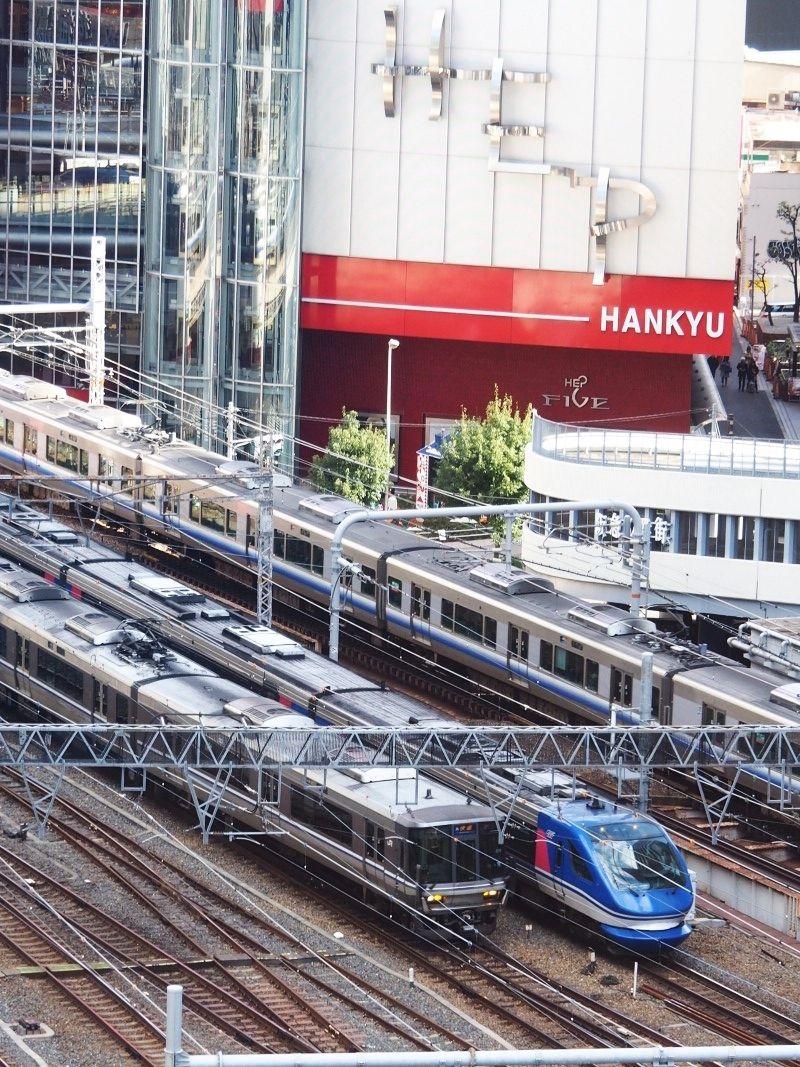 大阪のアクセスと回り方