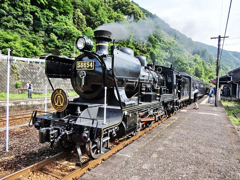 JR九州ではずせない人気観光列車「SL人吉」に乗ろう!