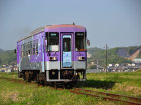 兵庫県南西部を走るローカル線「北条鉄道」で駅舎ロマンを満喫!