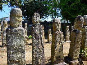 兵庫県・西国街道「北条の宿」と羅漢寺に謎の石仏を訪ねよう!