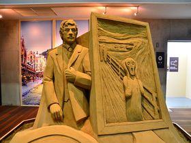 """鳥取砂丘「砂の美術館」第11期展示""""北欧編""""で砂の造形美を満喫!"""