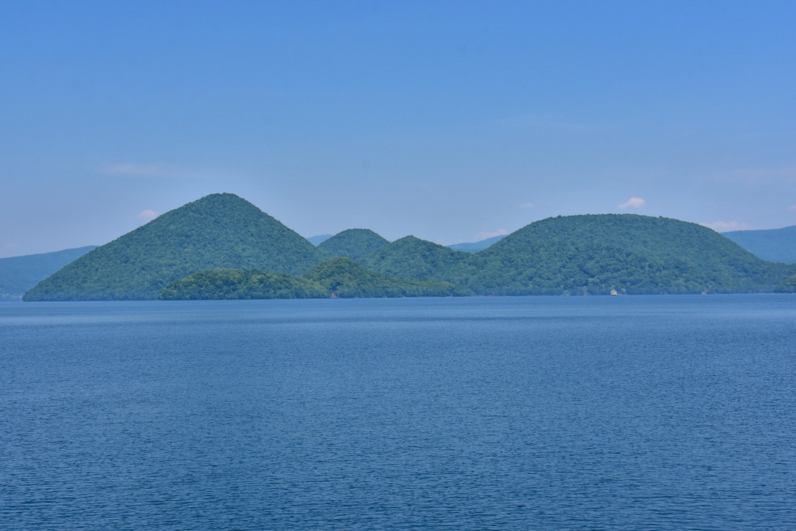 洞爺湖のクルージングで湖上からの絶景を満喫しよう