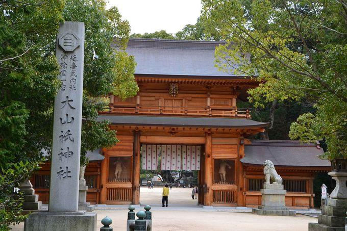 しまなみ海道随一のパワースポット「大山祇神社」と豪華絢爛「耕三寺博物館」