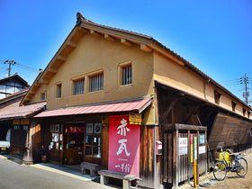 鳥取「倉吉白壁土蔵群」を歩いてレトロな風情を満喫!