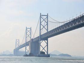 見上げれば瀬戸大橋!香川「与島」で島歩きを楽しもう