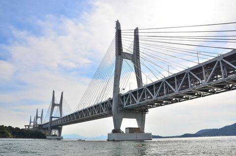 バスでしか行けない香川・瀬戸大橋「櫃石島」で楽しむブリッジビュー