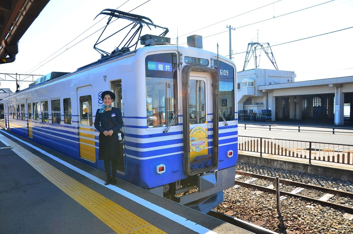9.えちぜん鉄道