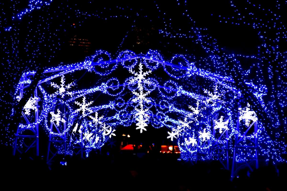 中央会場・光のフェスティバルパークからスタートしよう