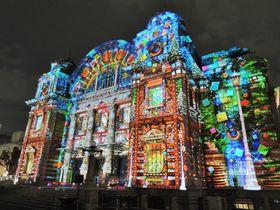 水都・大阪「OSAKA光のルネサンス2020」で光のアートを!