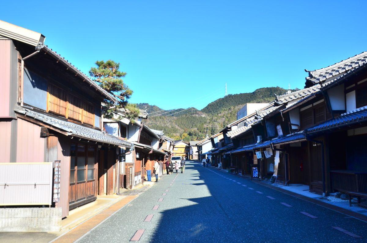 岐阜県・美濃市で「うだつの上がる町並み」と世界遺産を散策!