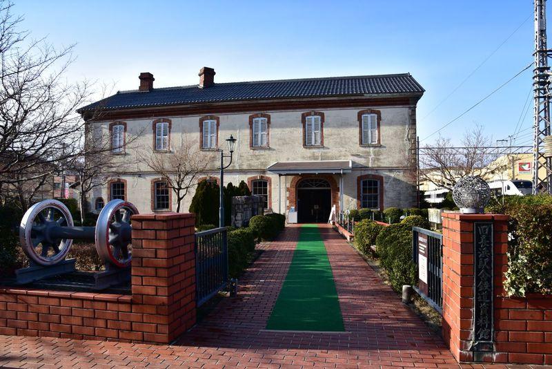 日本最古の鉄道駅舎が現存する滋賀県「長浜鉄道スクエア」