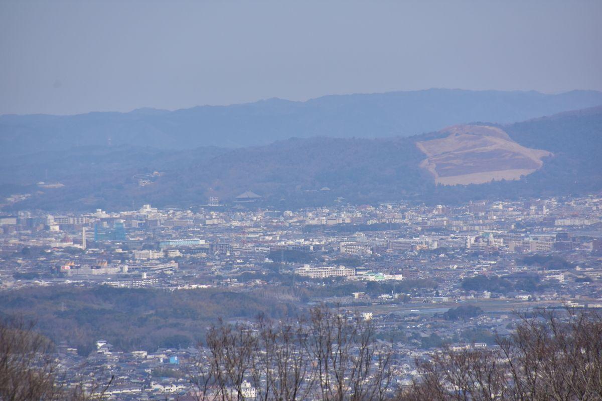 「明神山」からは想像を絶する360度の大パノラマが