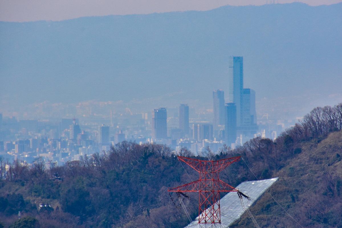 「明神山」からは想像を絶する360度の大パノラマの絶景が