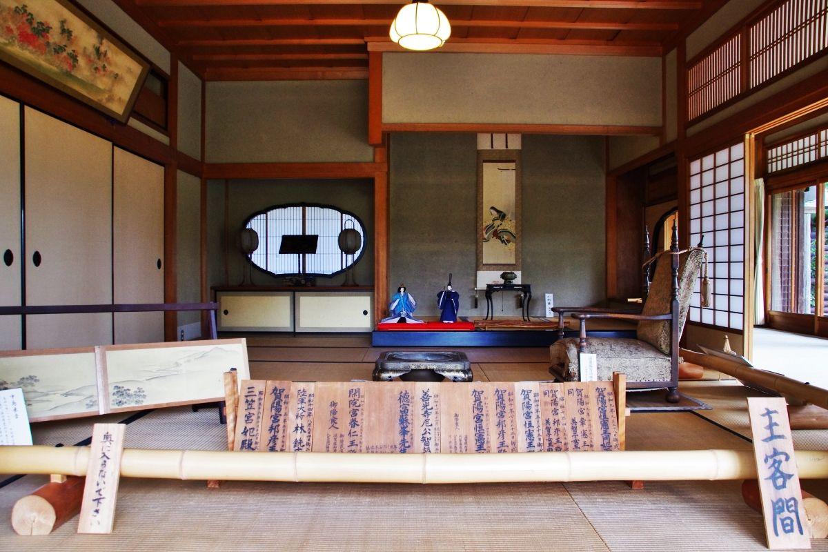 映画のロケ地にもなった迎賓館「藤井彦四郎邸」